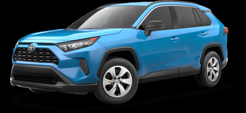 New! 2020 Toyota RAV4 LE Auto 4430